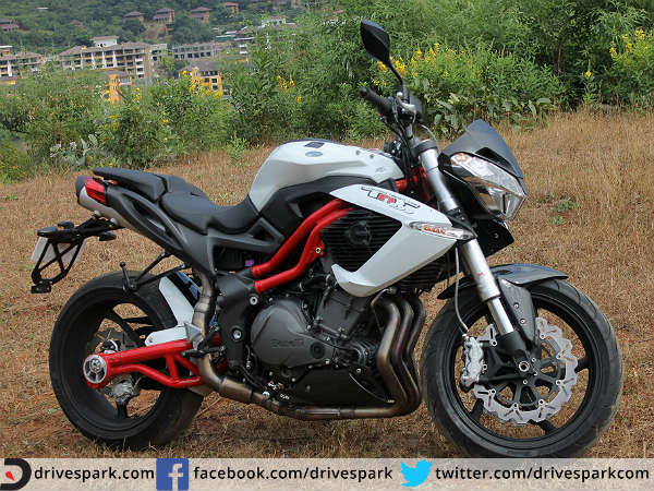 DSK-Benelli To Showcase Eight Superbikes At 2015 India