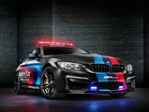 BMW Reveals Its Official Safety Car For MotoGP Season - Bmw 2015 cars