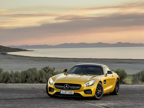 mercedes amg gt india launch