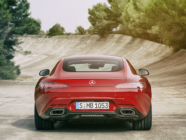 mercedes amg gt price india