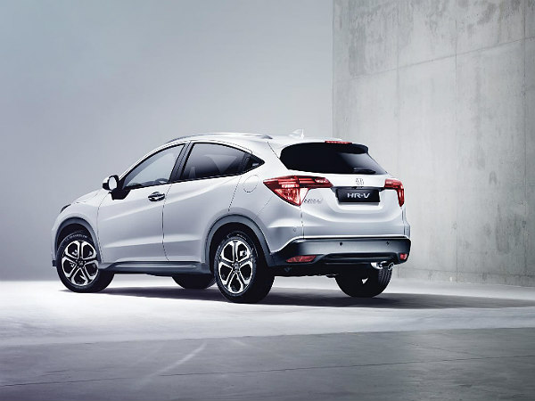 new honda hr-v revealed