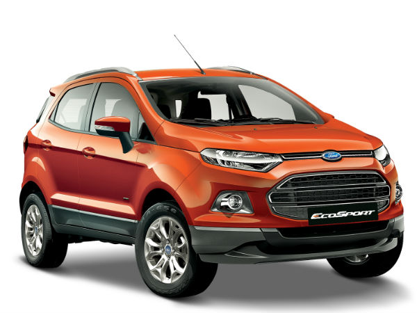 ford ecosport to provide combined benefit of sync applink drivespark news. Black Bedroom Furniture Sets. Home Design Ideas