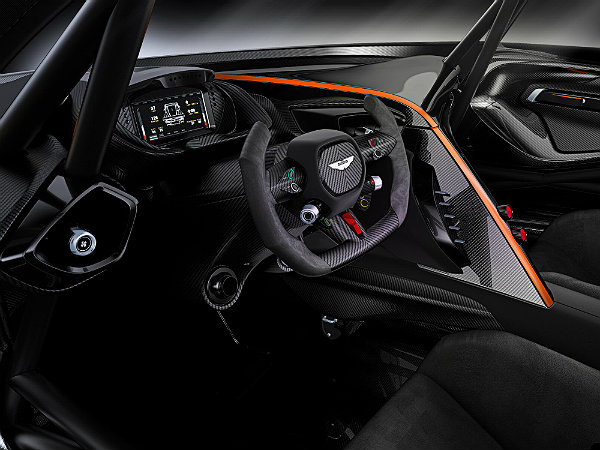 aston martin vulcan features