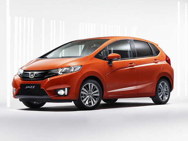european honda jazz
