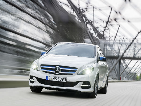 mercedes b class launching soon