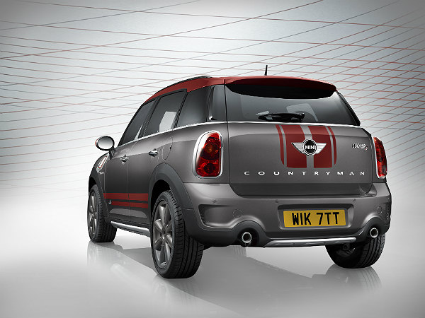 mini countryman park lane engine specification