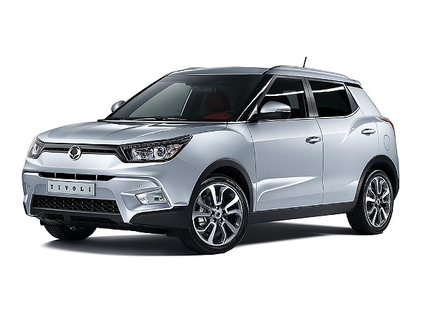 ssangyong global debut