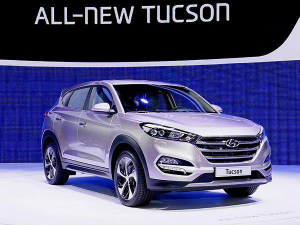 2015 geneva motor show hyundai tucson 48v hybrid concept showcased drivespark news. Black Bedroom Furniture Sets. Home Design Ideas