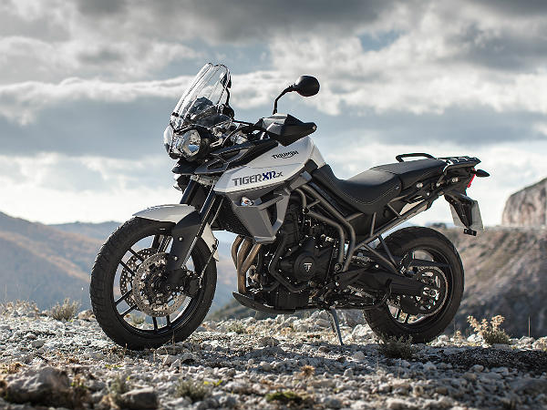 triumph tiger xcx xrx to be launched in india on 12th march drivespark news. Black Bedroom Furniture Sets. Home Design Ideas