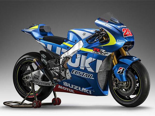 2015 motogp suzuki ecstar livery unveiledespargaro & vinales