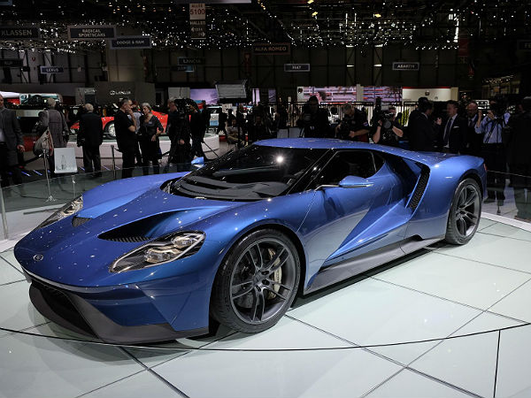 Ford GT: