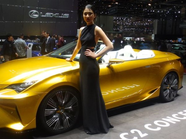 2015 Geneva Motor Show: The New and Topless Models!