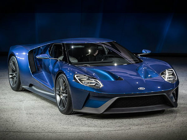 2016 ford gt price