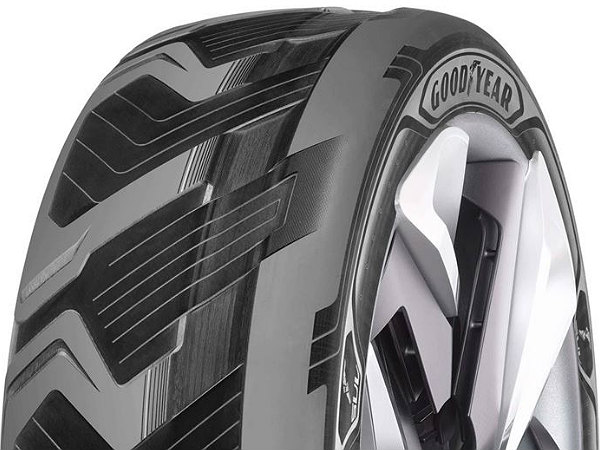 goodyear bh03 electricity producing tyre