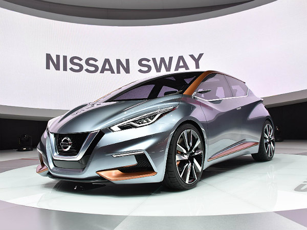 Nissan Sway: