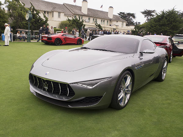 maserati alfieri concept to enter production in 2017 drivespark news. Black Bedroom Furniture Sets. Home Design Ideas