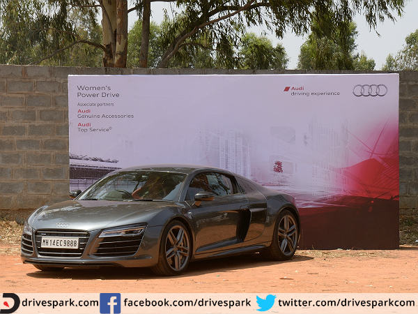 Womens Day Audi Organises Power Drive For Women In Bangalore - Day audi