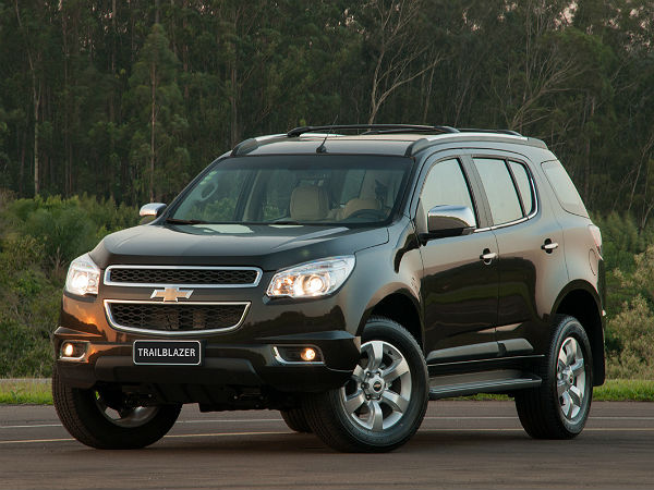 Chevrolet Trailblazer SUV To Be Launched In India By 2015 ...