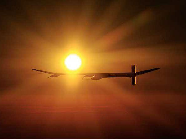 Solar Impulse To Halt In India!