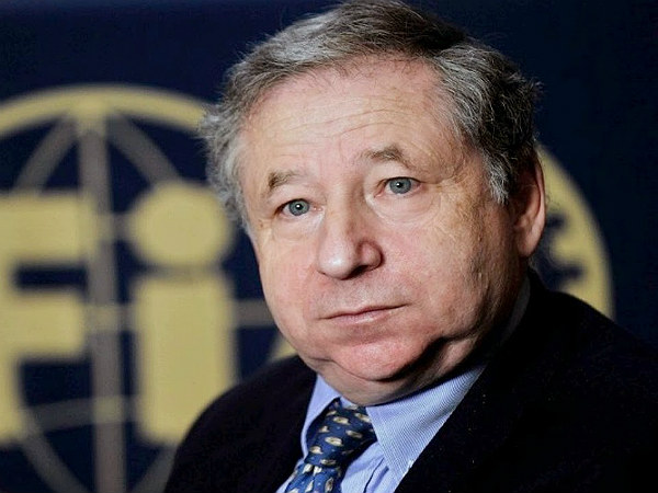 jean todt statement about road safety
