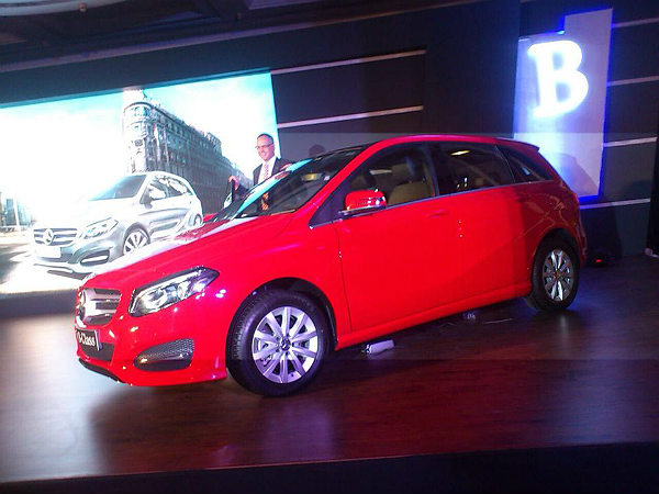mercedes benz b class feature and specification