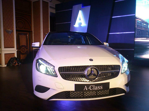 mercedes benz a class engine specification