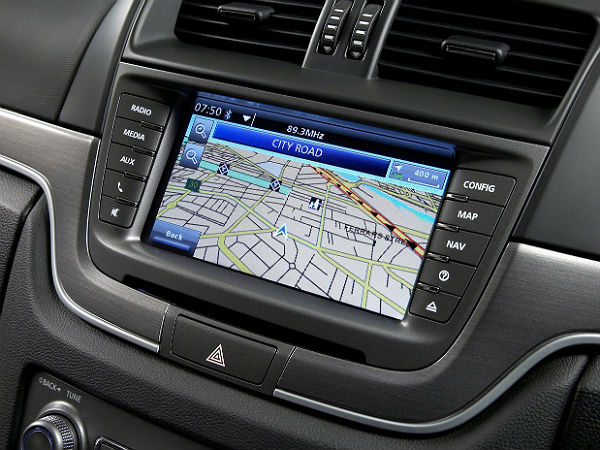 What are automobile satellite navigation systems?