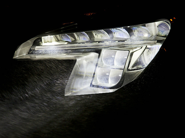 opel developing adaptive headlights