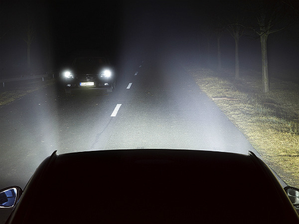 opel headlights focus where driver looks