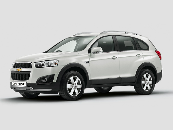 My 15 Chevrolet Captiva Launched In India Price Engine