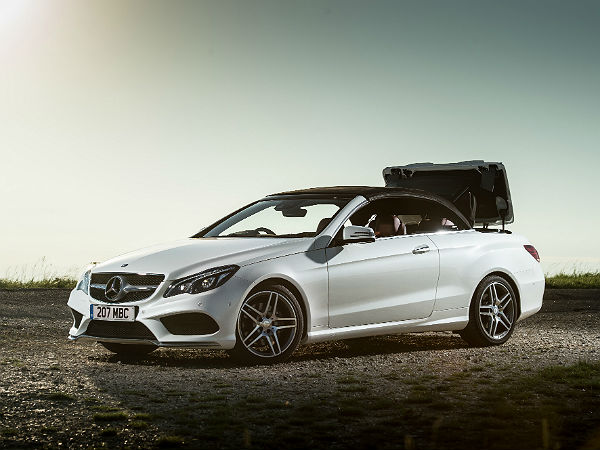 Mercedes-Benz E 400 Cabriolet India Launch On 25th March, 2015