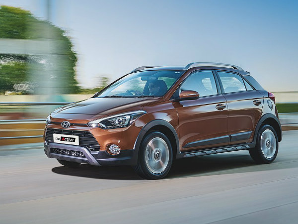 hyundai i20 active india launched