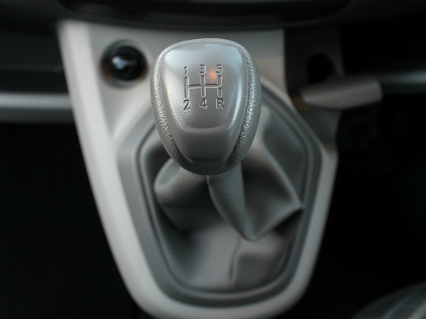9. Manual gearbox: