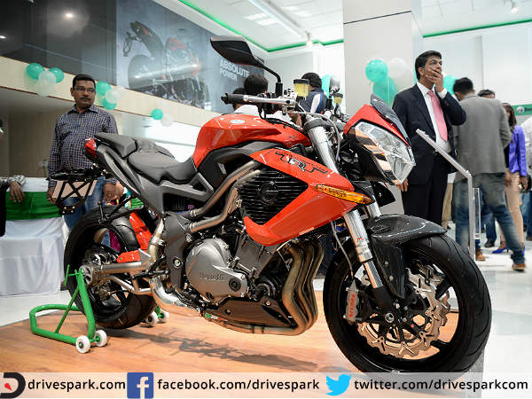 dsk benelli showroom, dsk benelli richmond circle
