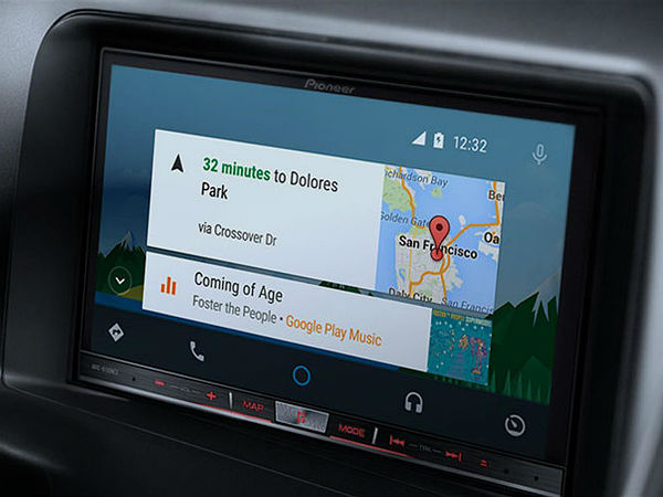 Pioneer Launches Android Auto-Compatible Receivers
