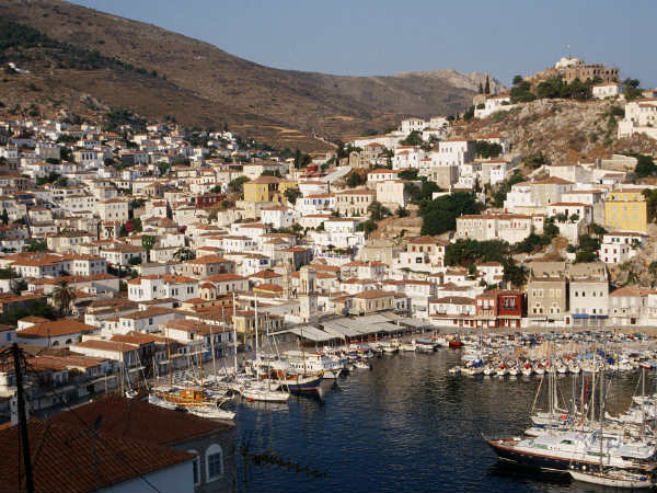 11. Hydra, Saronic Islands: