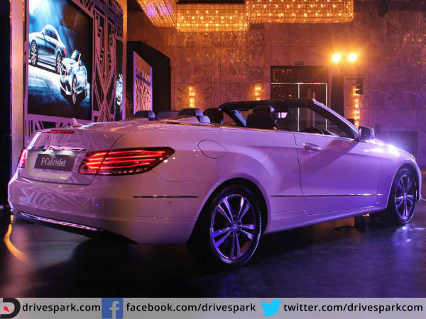 Mercedes Benz E 400 Cabriolet Launched In India Price