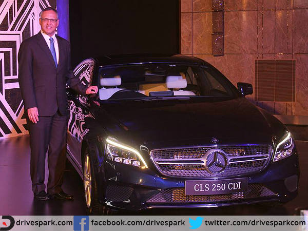 mercedes benz cls price in india