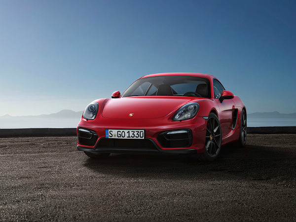 Porsche India Launch Cayman GTS!