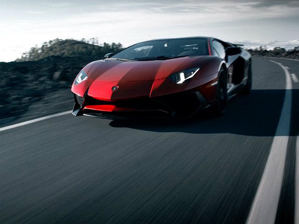 Lamborghini Aventador Lp 750 4 Superveloce Revealed In Video