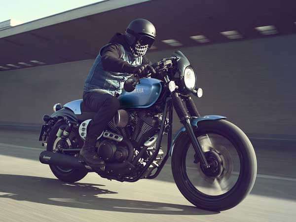 Yamaha Xv950 Racer Unveiled Deliveries To Commence In May