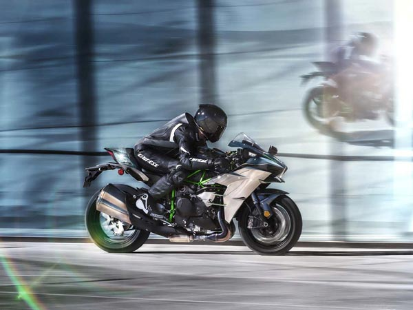 Kawasaki Ninja H2 India Launch Slated For 1st Week Of April