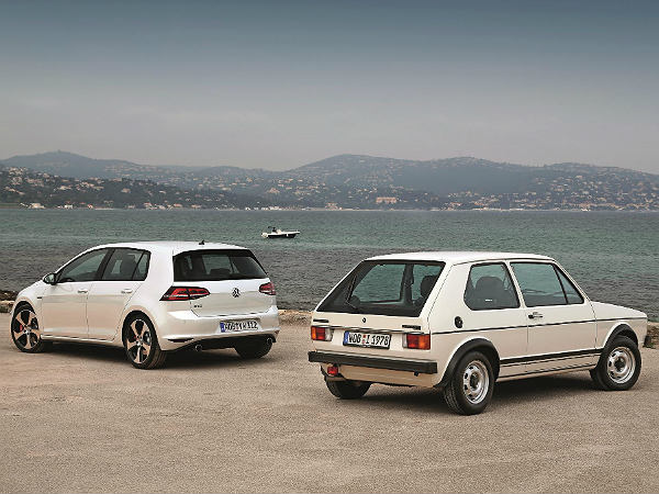 3. Volkswagen Golf: