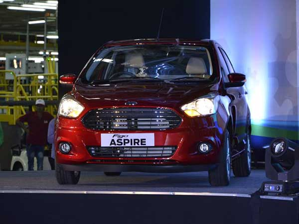 ford india export