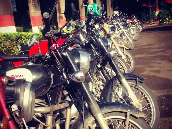 bangalore royal enfield