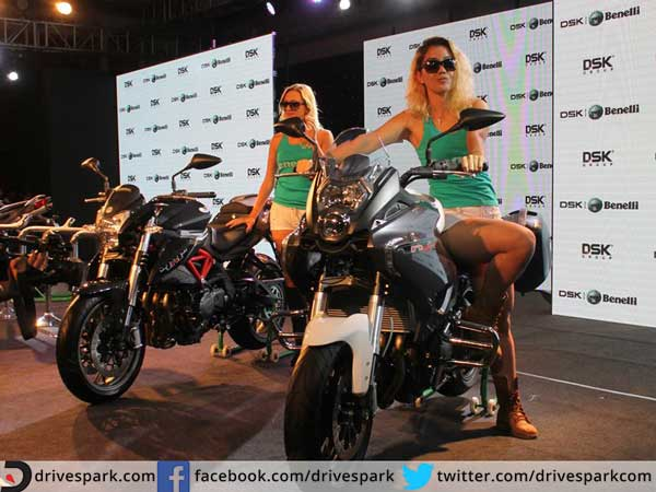 dsk benelli motorcycles booking
