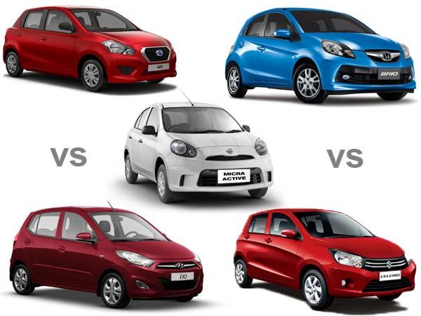 5 Budget Hatchbacks Under 5 Lakhs In India Drivespark News