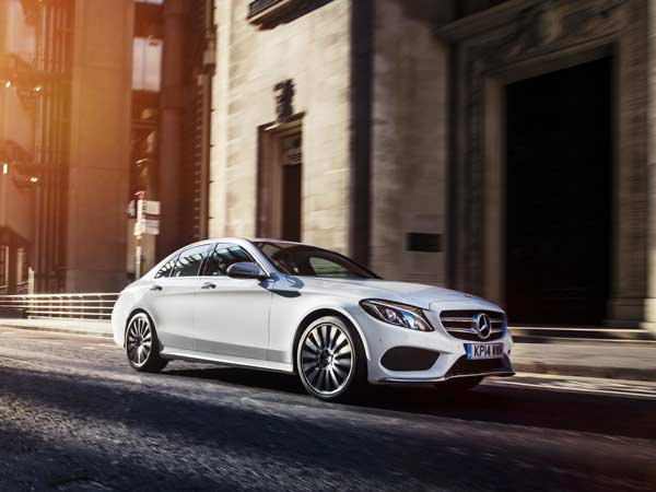 mercedes benz c class car of the year