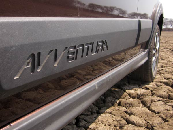 6. Fiat Avventura: Far From The Cladding Crowd