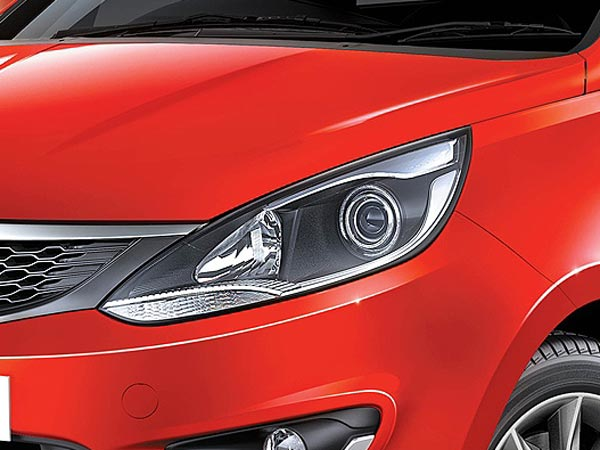 7. Tata Bolt: Headlight Screwed On The Right Way